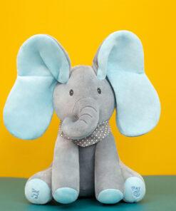 Elefantul Peek a Boo